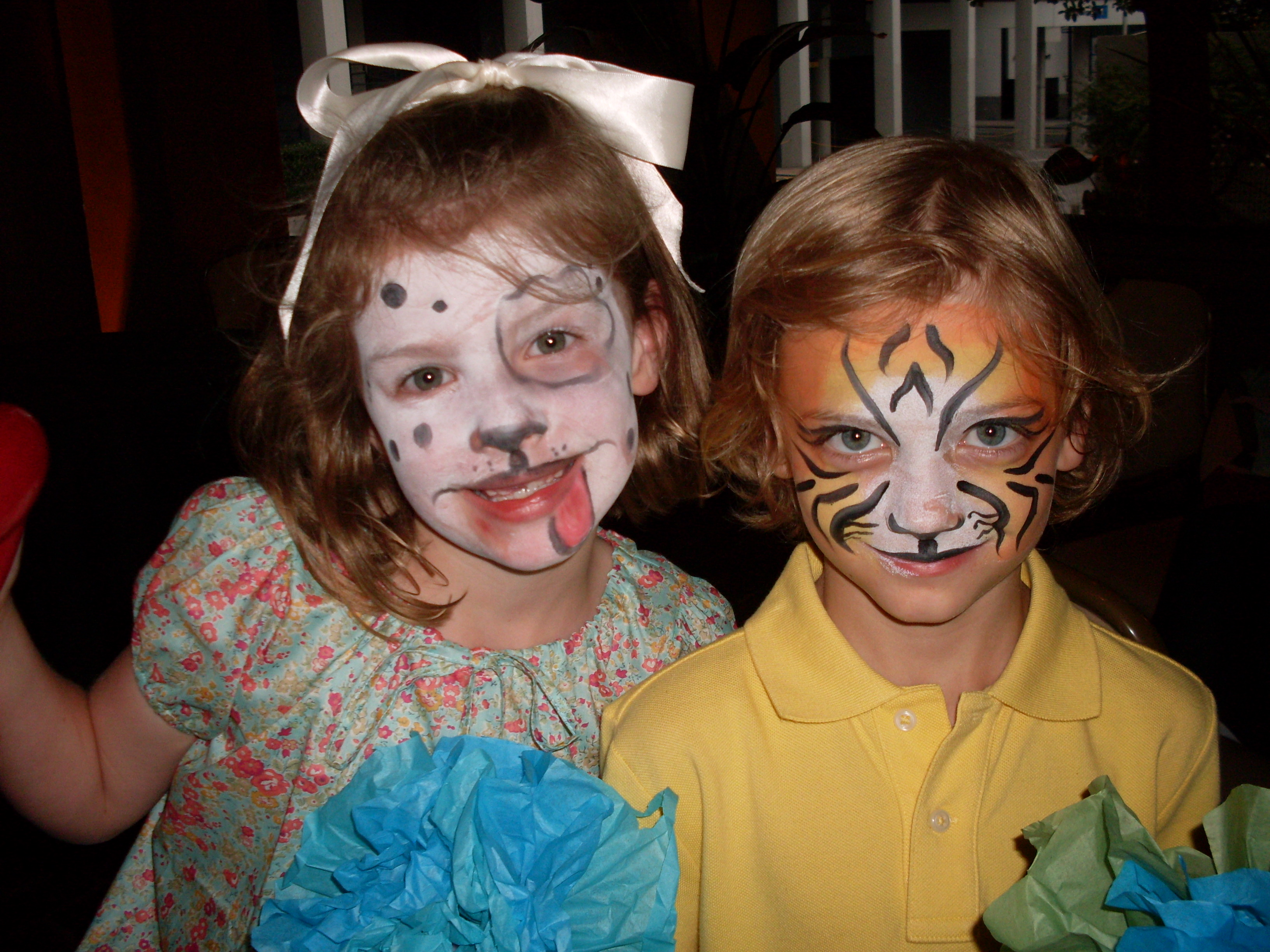 Face painting the alison agency parties atlanta ga for Face painting for parties